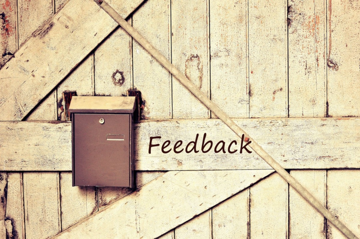 The Complicated Art of Feedback — Giving, Seeking and Receiving