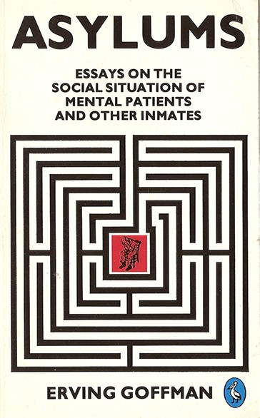 erving goffman role distance and the Erving goffman (2017) asylums: essays on the social situation of mental patients and other inmates, p17, routledge 76 copy quote the stigmatized individual.