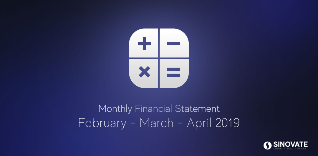 FINANCIAL STATEMENT February, March and April 2019 3