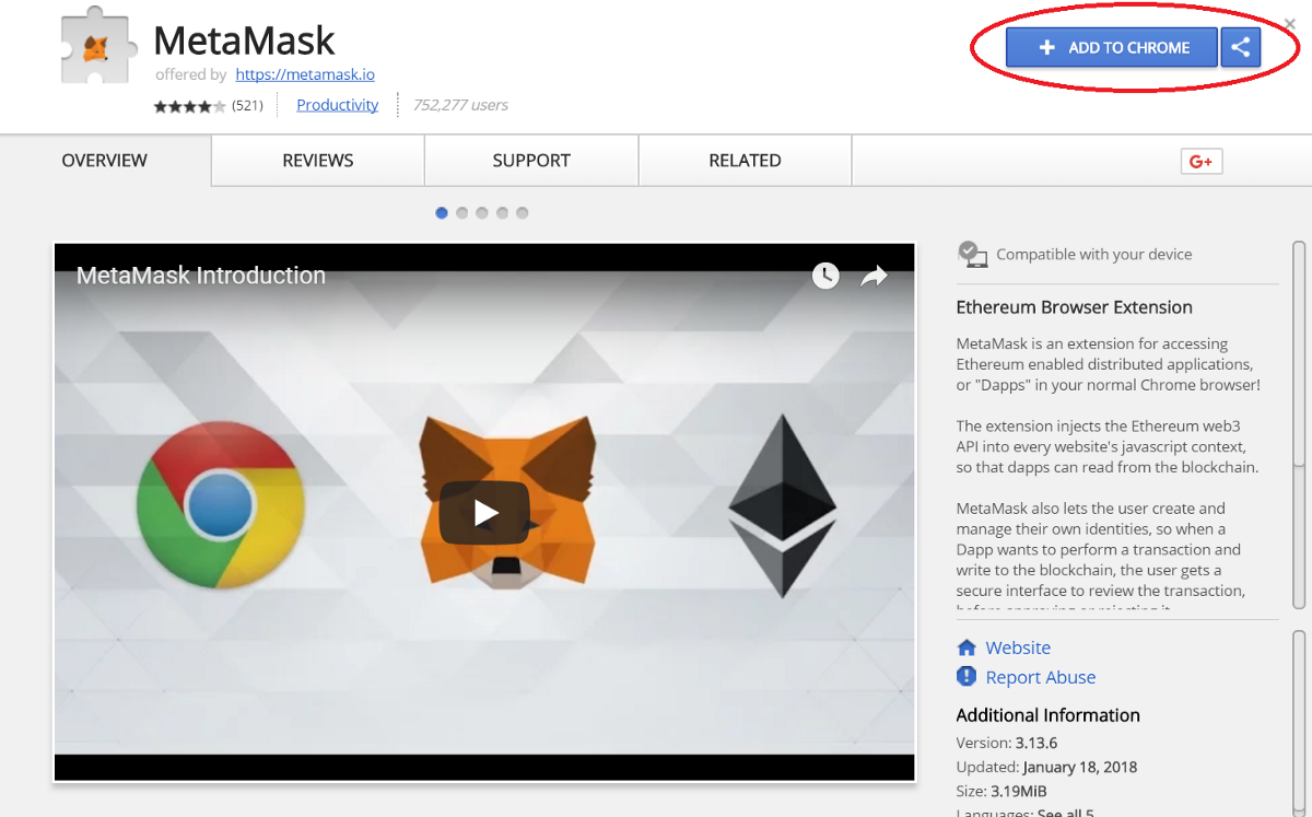 how to create a token on metamask