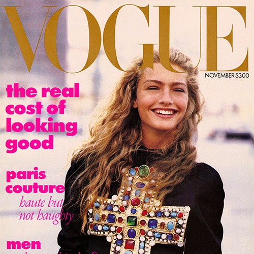 The Vogue Story Reading Beyond Glossy Pages Of A 100 Year Old Cultural Icon