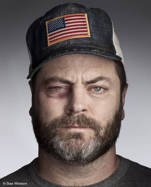 Nick Offerman Taking One For The Trades Arc Magazine