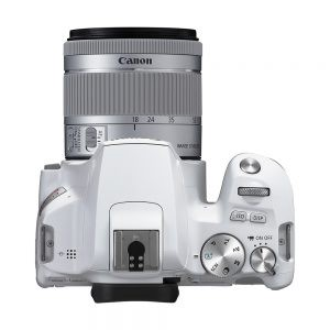 White Canon EOS Rebel SL3