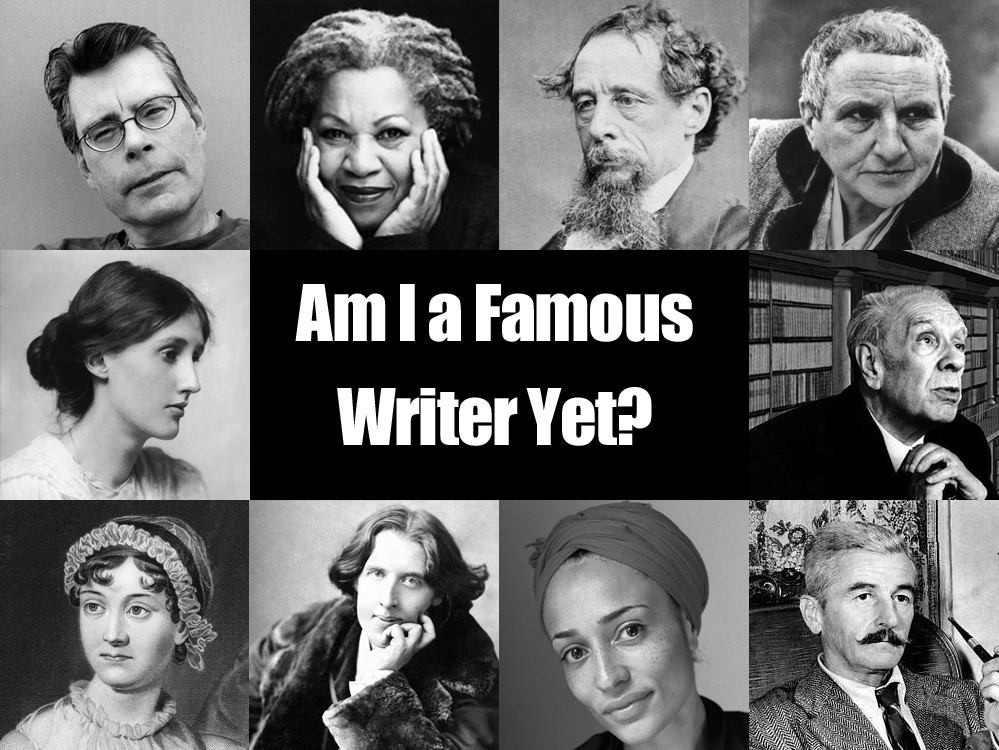 essays written by famous writers