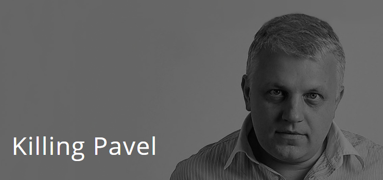 "For over nine months, reporters from the Organized Crime and Corruption Reporting Project (OCCRP) and Slidstvo.Info conducted their own investigation into the murder and police probe of Pavel Sheremet, as documented by the video ""Killing Pavel."" / OCCRP"