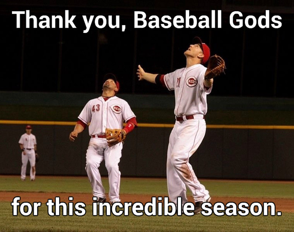 Monday S Reds Gamenotes Farm Report And A Couple Of Memes