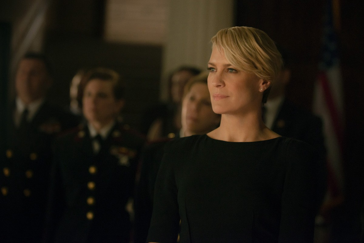 Women In Washington And The Female Characters Of House Of Cards