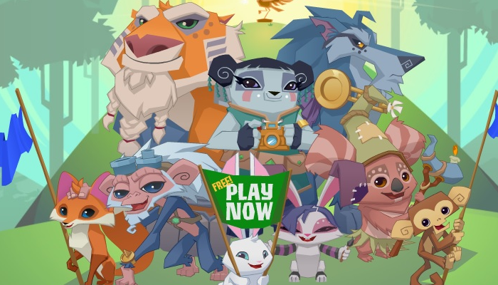 Wildworks Partners With Jazwares Animal Jam Toys Await