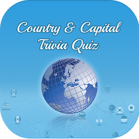 Country and Capital Guessing, Trivia Quiz, Word Game for iPhone
