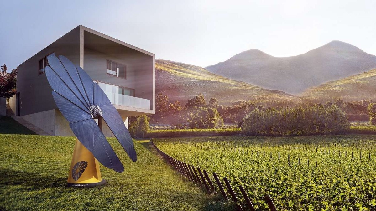 Follow The Sun Here Are The First Smart Solar Panels