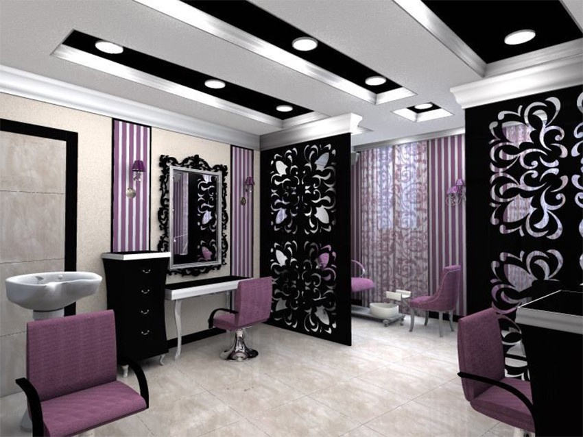 How To Improve Salon Ambiance With Interior Decor Designography
