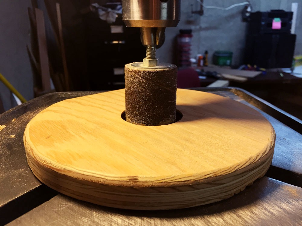 how to turn a drill press into a milling machine