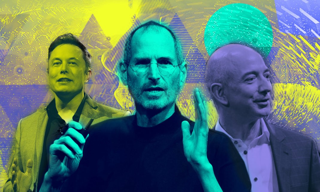 What Steve Jobs Elon Musk And Jeff Bezos Wish You Knew About Tech
