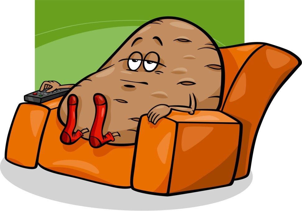 Image result for couch potato
