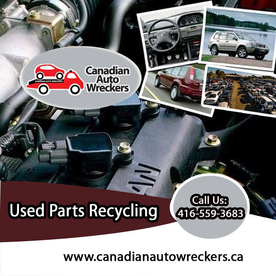 Recycle My Car Brampton — www.canadianautowreckers.ca — Get More ...