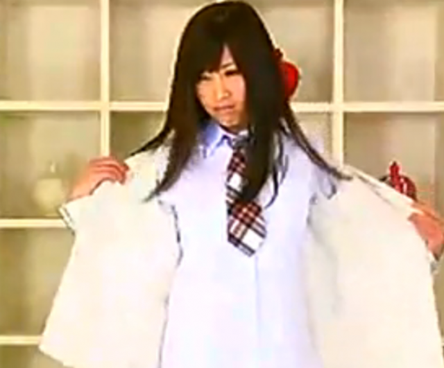 Fame And Fortune Tokyo Girl Group Star Exchanges Schoolgirl Outfit For Nudity-5492