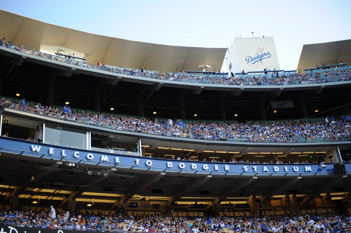 Guarantee Opening Day seats with a Dodger Mini Plan