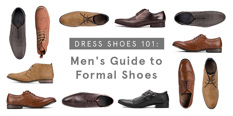 Dress Shoes 101 Mens Guide To Formal Shoes Thread By Zalora