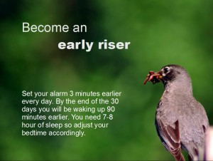 become-an-early-riser