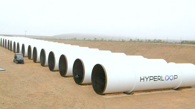 How the invention of hyperloop will set fire to 100 for Hyperloop italia