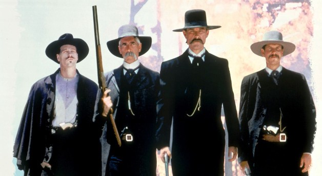 I Am Legend Tombstone The Cinematic Perfection Of Wyatt Earp And
