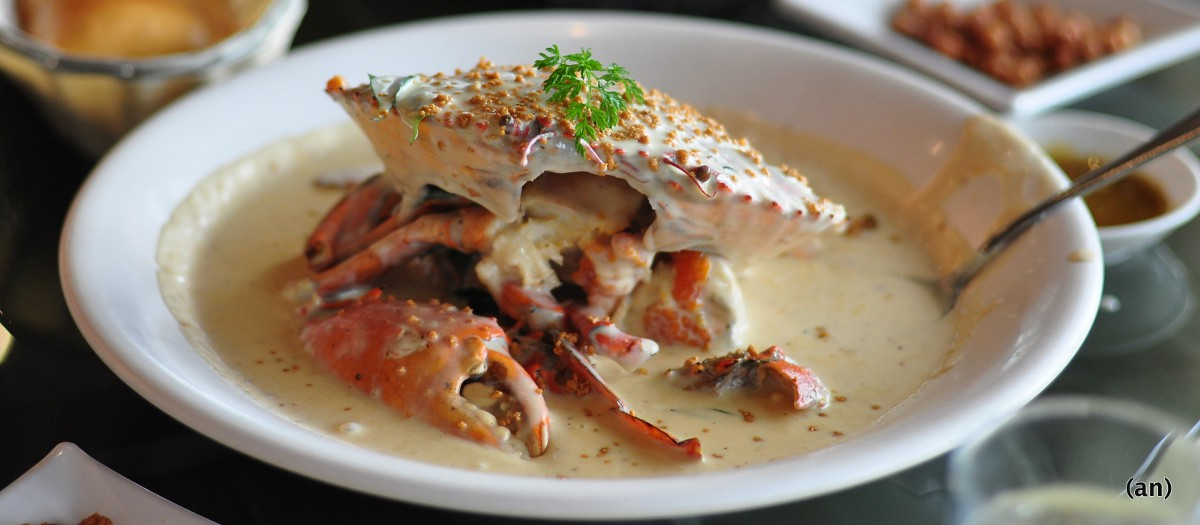 creamy butter crab creamy butter crab rich butter taste yet light on ...