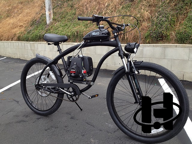 Give Your Old Bicycle A Makeover With Top Quality Motorized Bike
