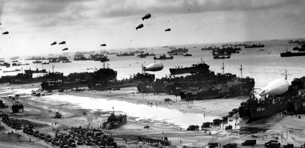 The Weather on D-Day – W. W. Norton – Medium