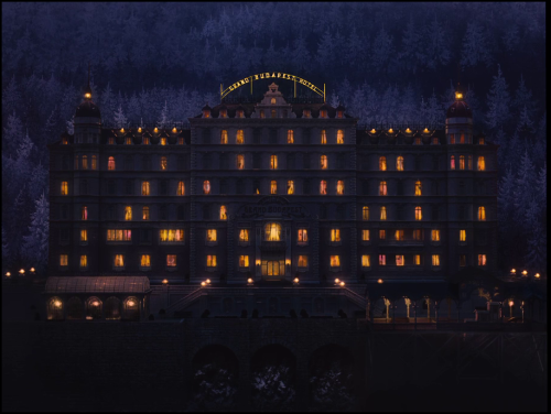Grand Budapest Hotel Wallpaper: The Grand Budapest Hotel: A Dissection Of Colour & Style