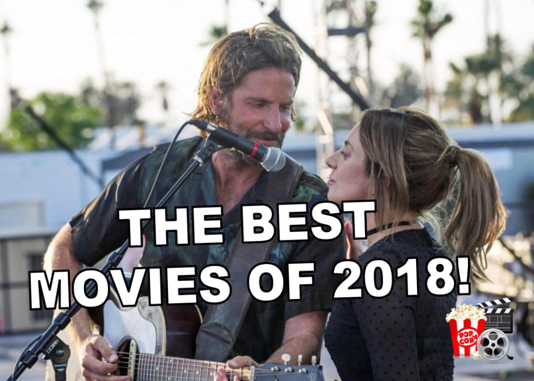the top 10 best movies of 2018