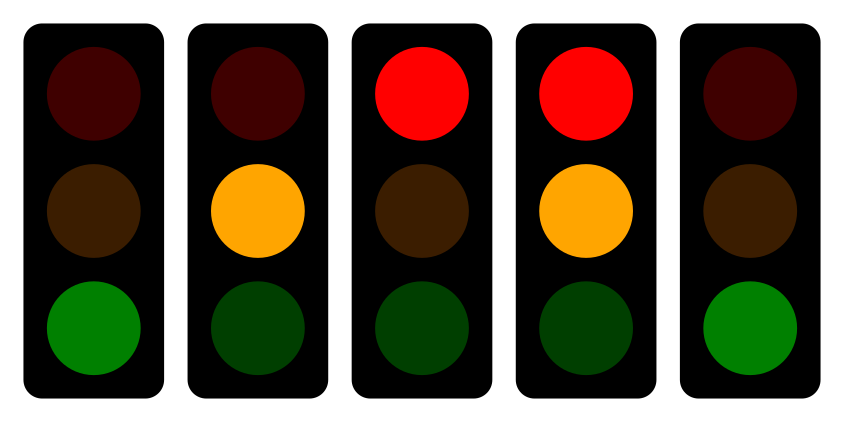 Drawing Traffic Lights With Perl  U2013 Cultured Perl
