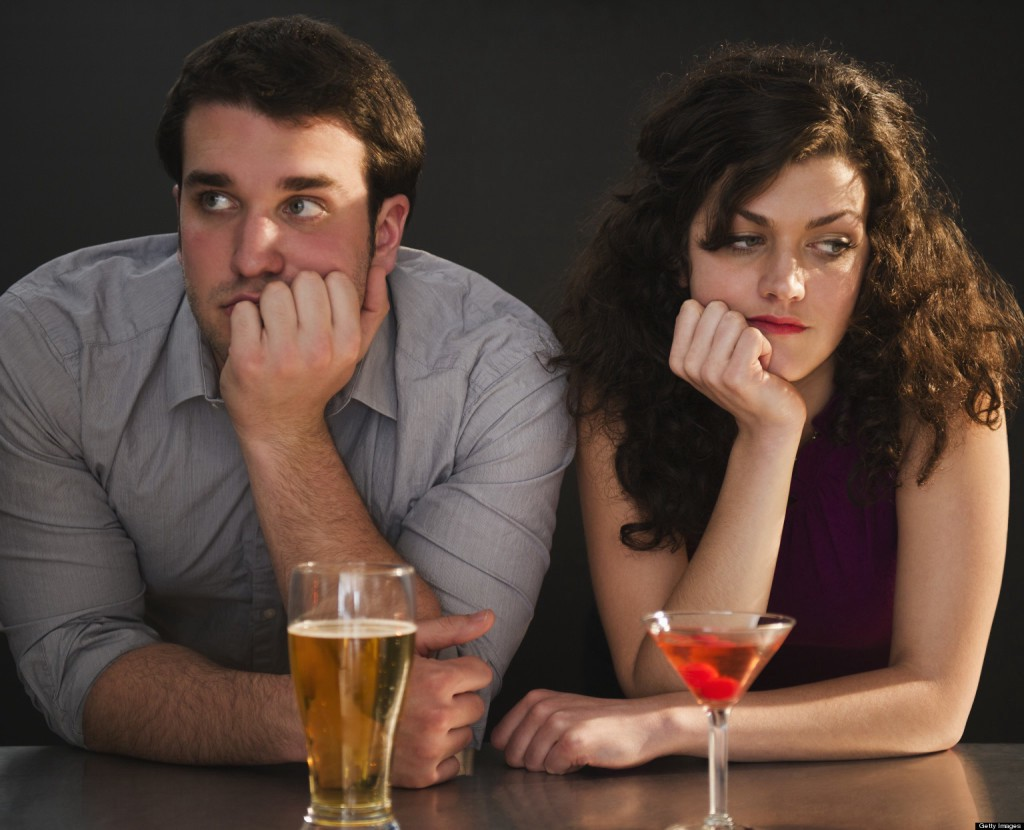 signs youre dating an alcoholic