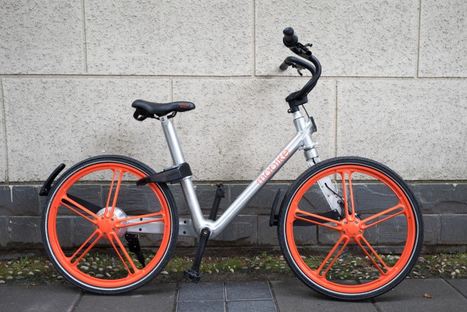 Mobike mobile payment and the changing face of shanghai for Mobile milano bike sharing