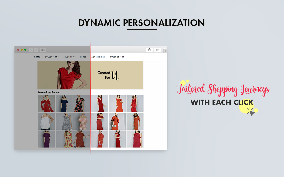 Image result for Dynamic Personalization
