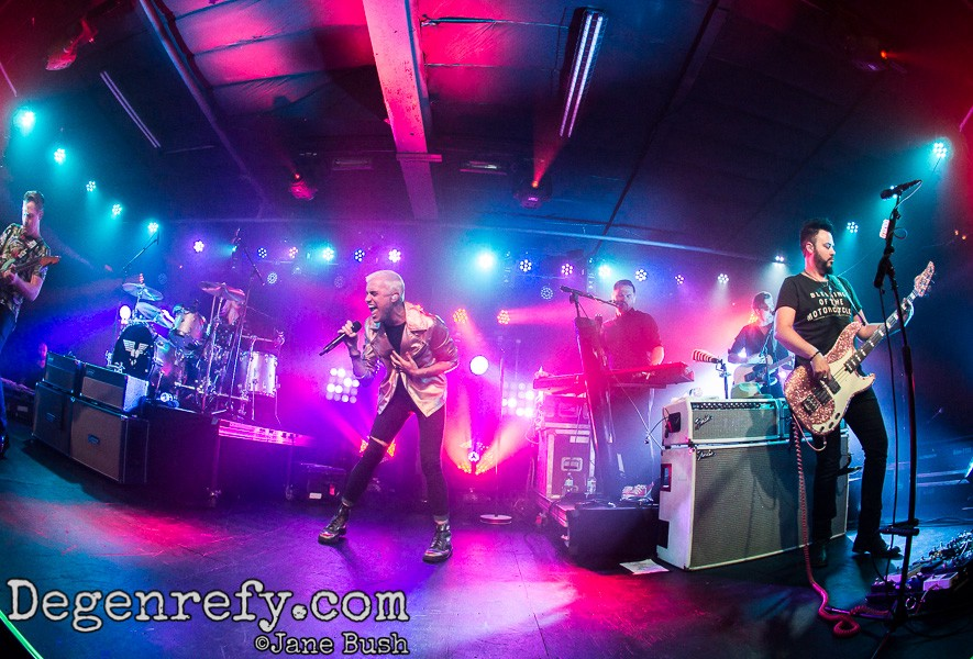 Neon Trees At The Ready Room St Louis Mo 6222015