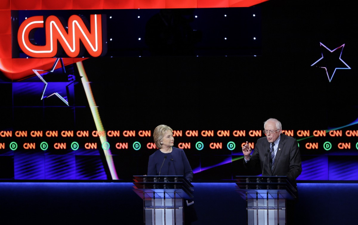 On fracking clinton and sanders give vastly different answers