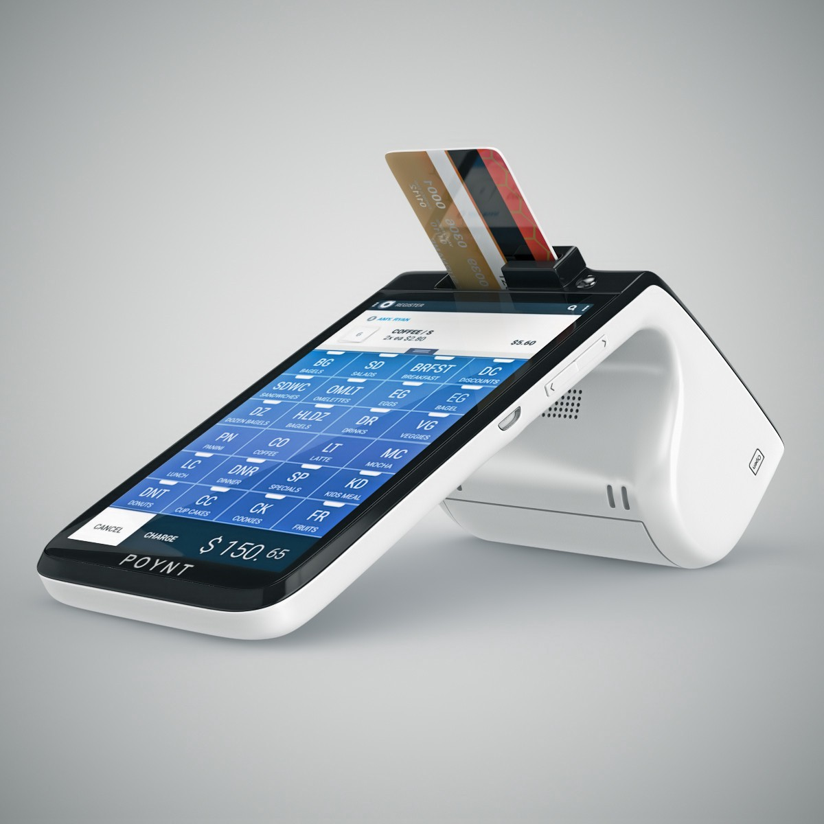 When Tablet Based Cash Register Poynt Will Come To Asia