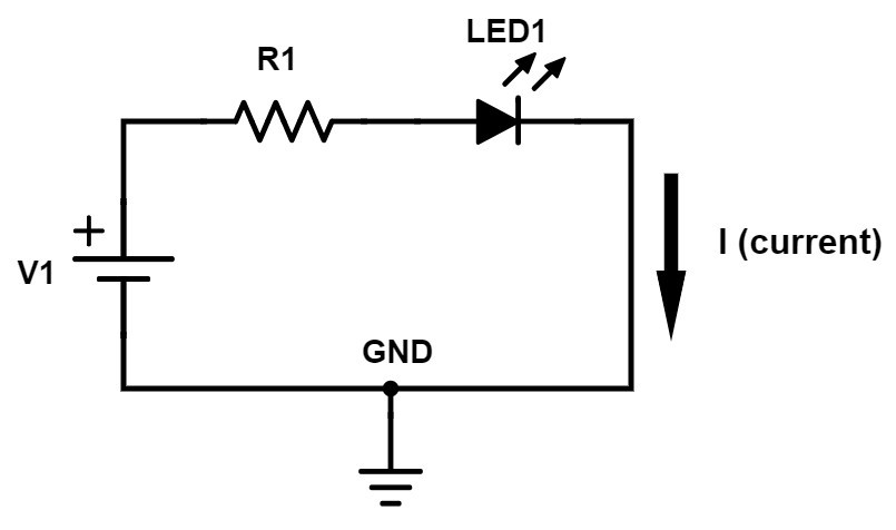 introduction to basic electronic circuits hackster blog. Black Bedroom Furniture Sets. Home Design Ideas