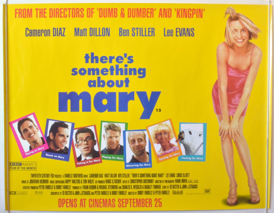 Where did they film there something about mary #2