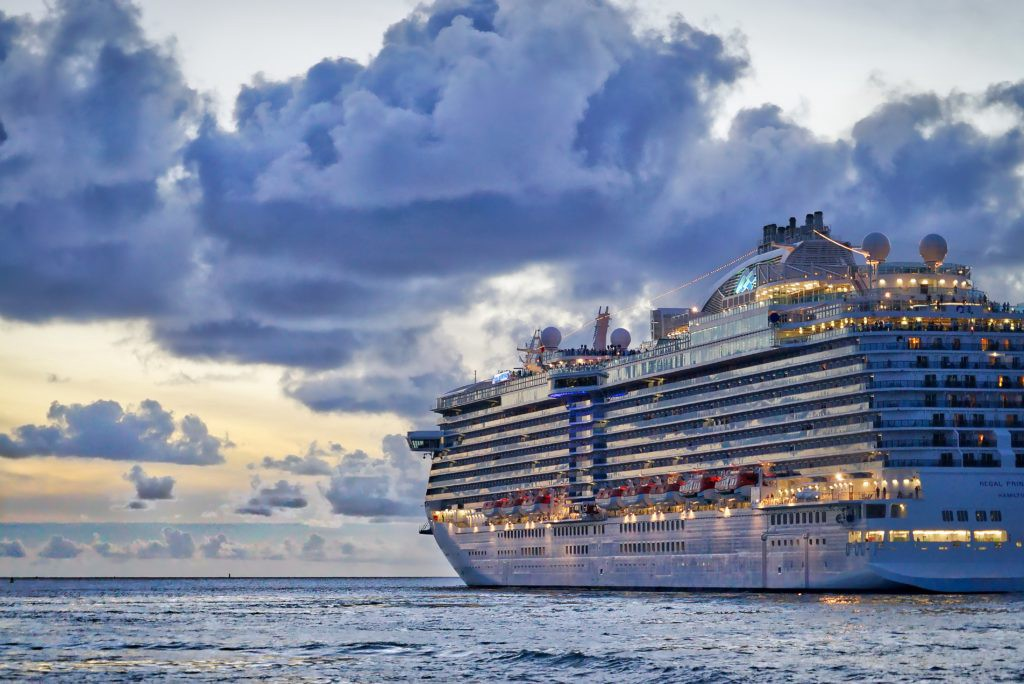 The Customer Identity Infrastructure that Cruise Line Passengers Don't See