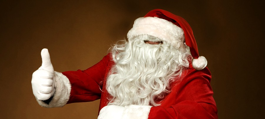 ted wilson reviews the world santa s face electric literature
