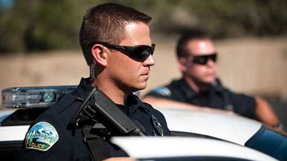 "a8f40076a1 Oakley Sunglasses Become The Official Sponsor Of Police Officers Who ""Fire  Their Weapons Irresponsibly"""