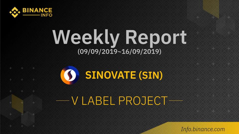 SINOVATE Monthly Update 7