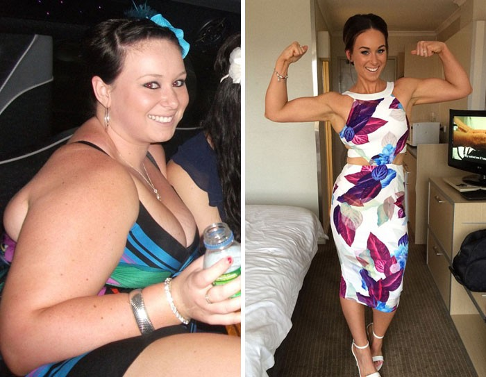 1 Kate Writer Weighed 120 Kilograms And Lost 55 In Nine Months