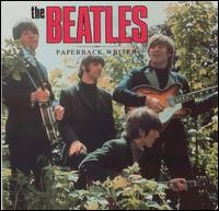 "The Beatles ""Paperback Writer"" Single cover"
