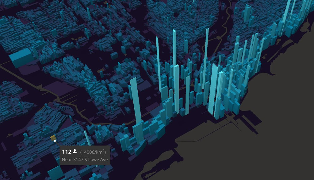 Dive Into Large Datasets With 3d Shapes In Mapbox Gl
