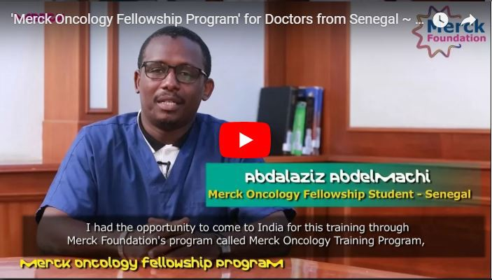 Merck Foundation Cancer Access Program in partnership with Ministry