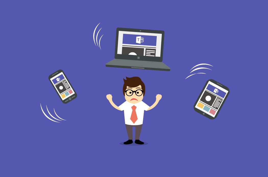 Switching Between Microsoft Teams Accounts; And What To Do ...