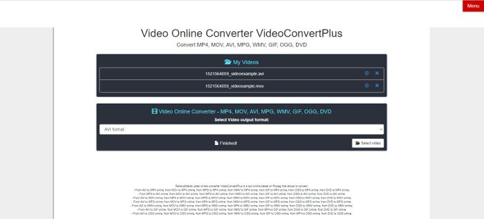 mp4 video to wmv