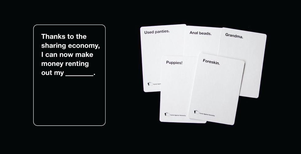 Cards Against Humanity Tech Edition The Bold Italic San Francisco